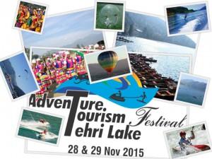 tehri lake festival