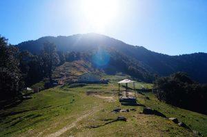 Utttarakhand Trip Trek:  On the Way to Nag tibba summit