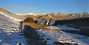 Utttarakhand Trip Trek:  Khaliya top trek