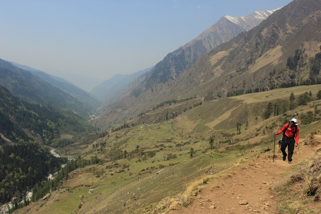 Trek to har ki dun