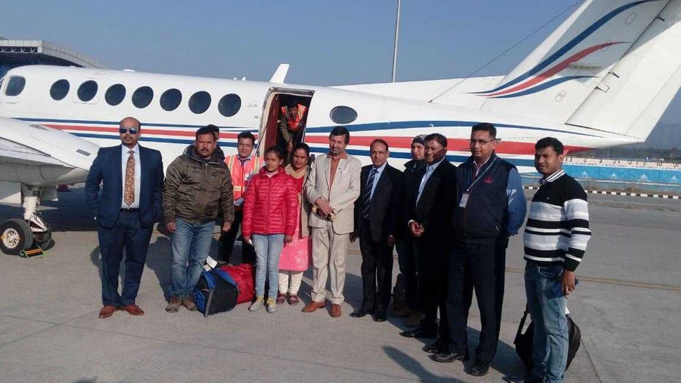 air service started from dehradun to pithoragarh