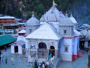 Utttarakhand Trip Trek:  gangotri temple
