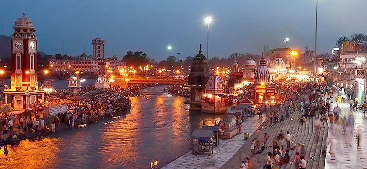 Char Dham Yatra : Har ki Pauri Haridwar uttarakhand