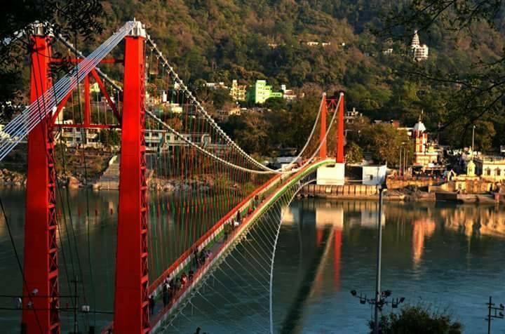 Ram Jhula Rishikesh, Uttarakhand