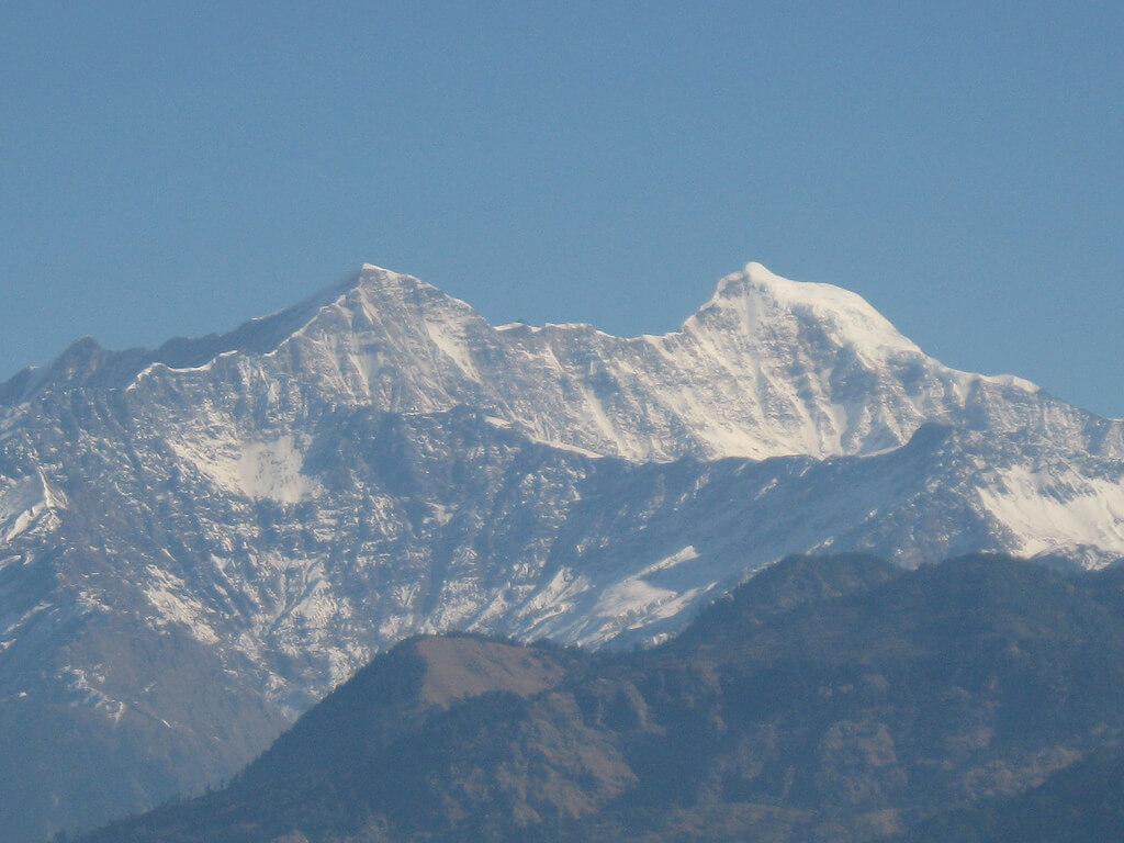 Char Dham Yatra : Beautiful View from Barkot uttarakashi