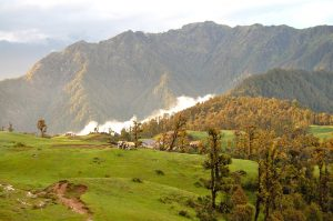 Utttarakhand Trip Trek:  Panwali Kantha Trek Image