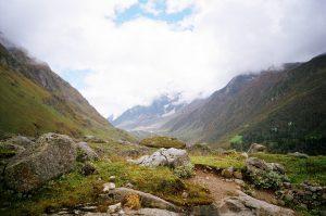 Utttarakhand Trip Trek:  en route of borashu pass
