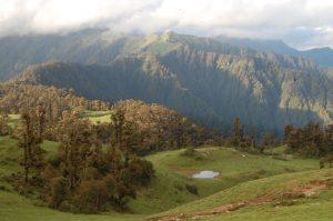 Utttarakhand Trip Trek:  panwali kantha bugyal, Uttarakhand