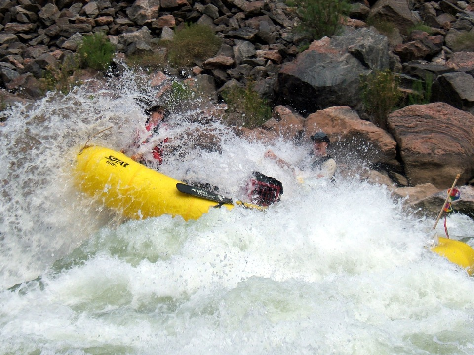 River Rafting in Rishikesh Uttarakhand