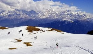 Utttarakhand Trip Trek:  Dayara bugyal best winter trek