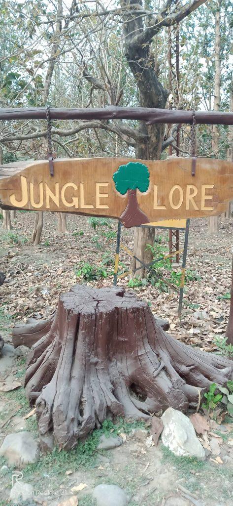 Corbett park, jungle lore lodge,