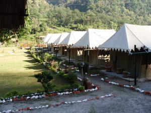 Utttarakhand Trip Trek:  Swis Camping in Rishikesh