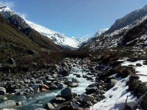 Utttarakhand Trip Trek:  supin river and sargorohini peak en route of har ki dun trek