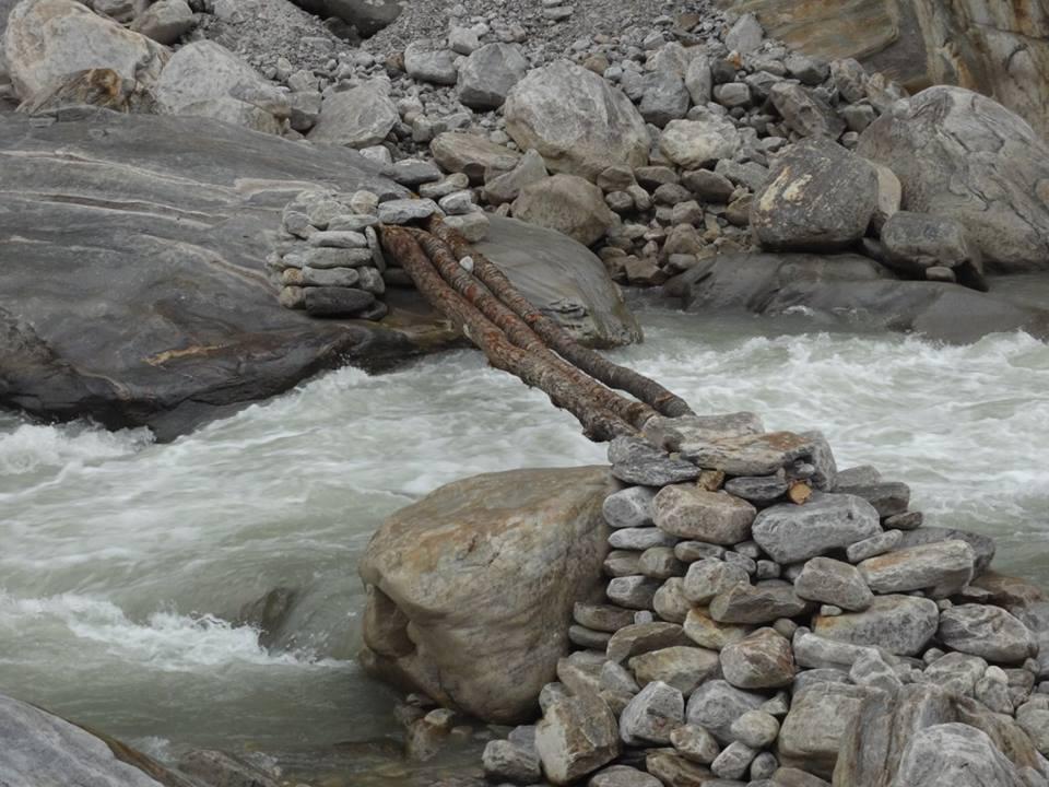 Pindar River Crossing