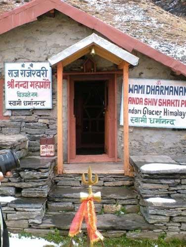 Pindari Baba Temple