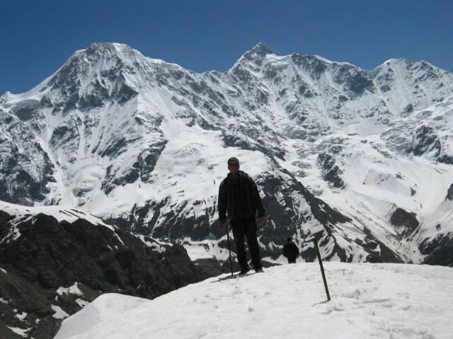 Pindari Glacier Hike