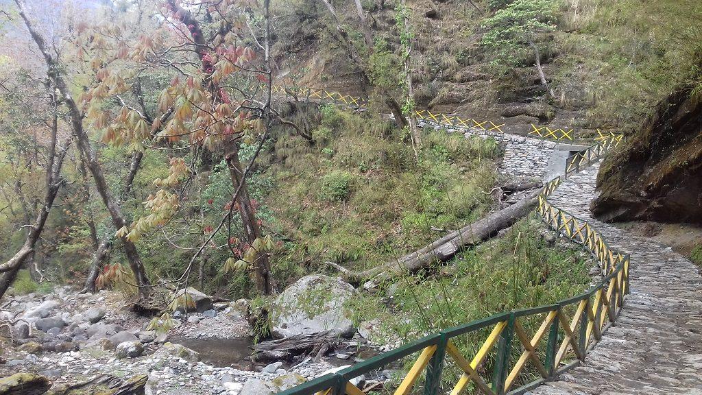 Trek To Pindari