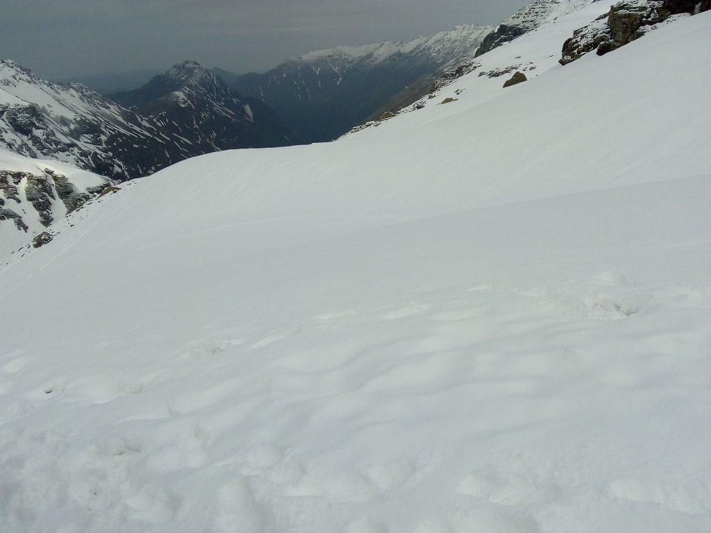 rupin pass snow trek