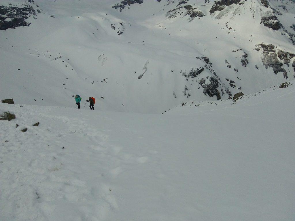 rupin pass trek june 2019
