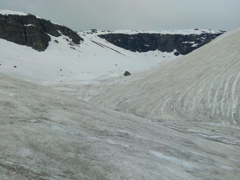 snow snow on rupin pass
