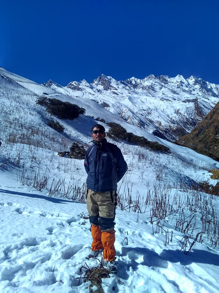 sunderdunga snow trek