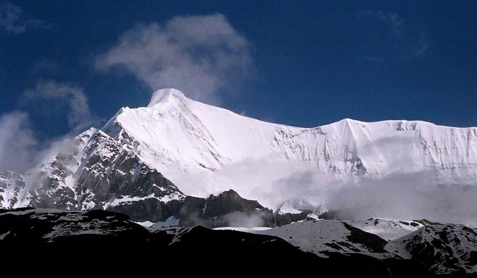 view in sunderdunga trek