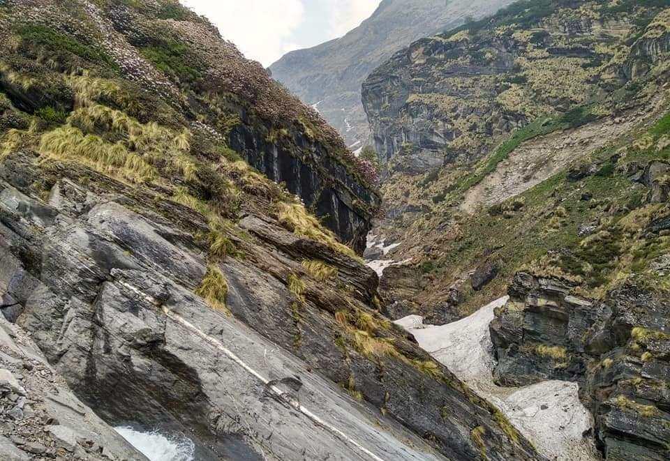 view on sunderdunga