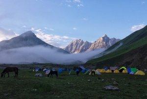 Utttarakhand Trip Trek:  heaven of kashmir great lake