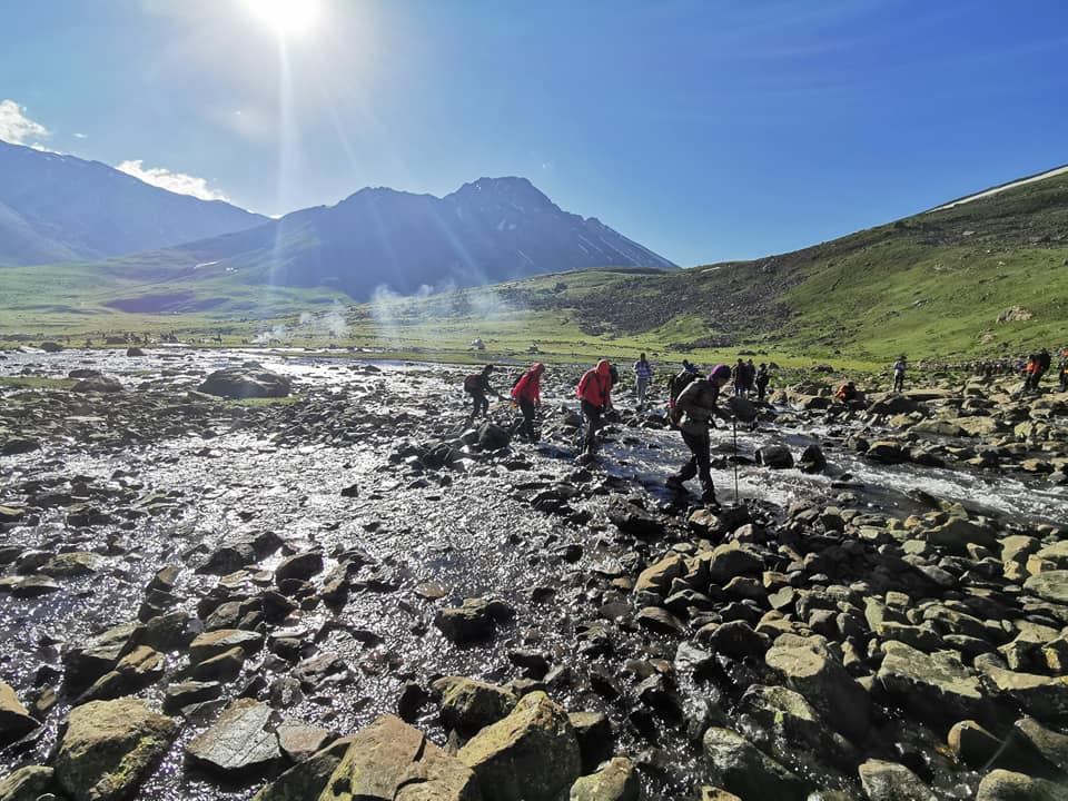 Best Himalayas trek the Great kashmir lake