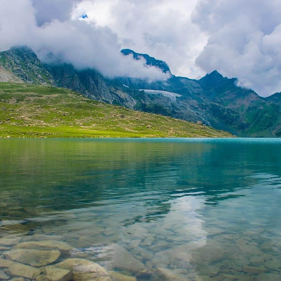 kashmir great lake trek