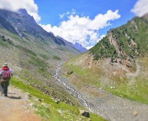 Utttarakhand Trip Trek:  this is what was the mantra for kashmir great lake trek
